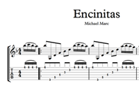 Imagen de Encinitas Sheet Music & Tabs